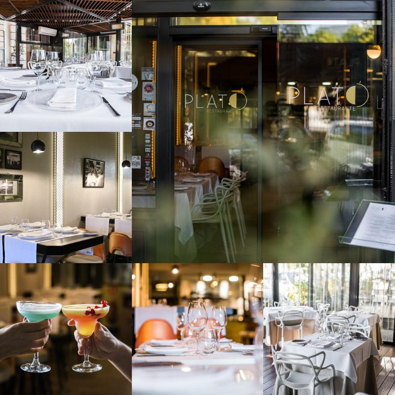 Restaurante Plató: Un espacio de cine donde tú serás el protagonista